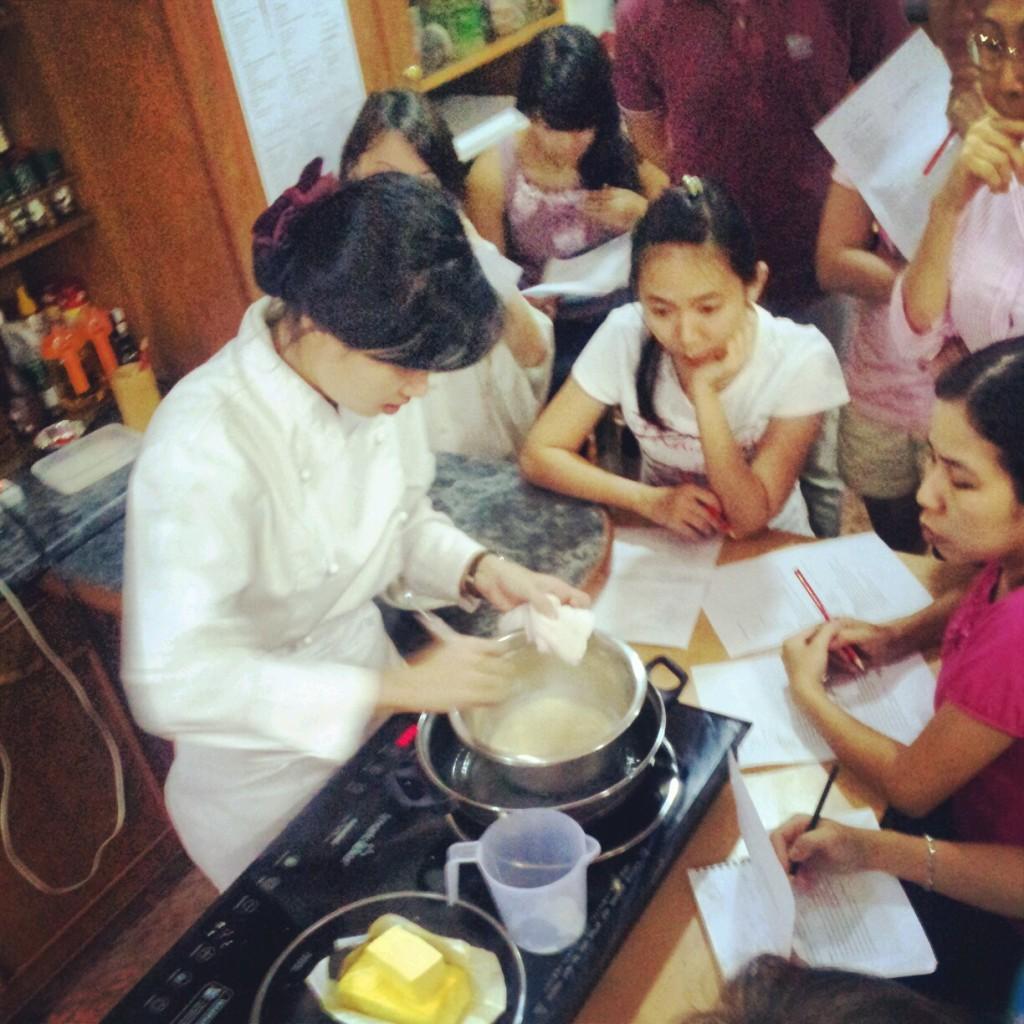 Cake Making Classes In Rajouri Garden : #amirmakan: Baking Class At T-Garden Cooking School ...