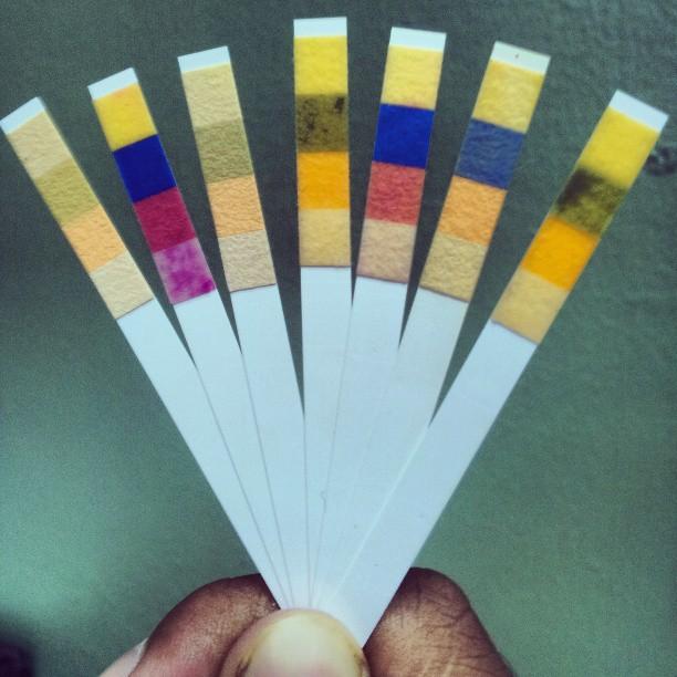 ... cara penggunaan kertas pH , kertas pH murah , petunjuk kertas pH