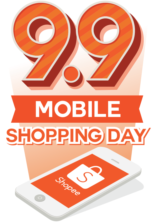 Shopee initiates 9 9 mobile shopping day to revolutionise for Shop on line mobili